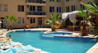 Three bedroom flat in a resort complex near sea
