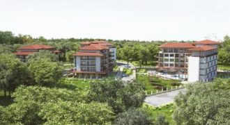 Two bedroom flat in a resort complex near sea